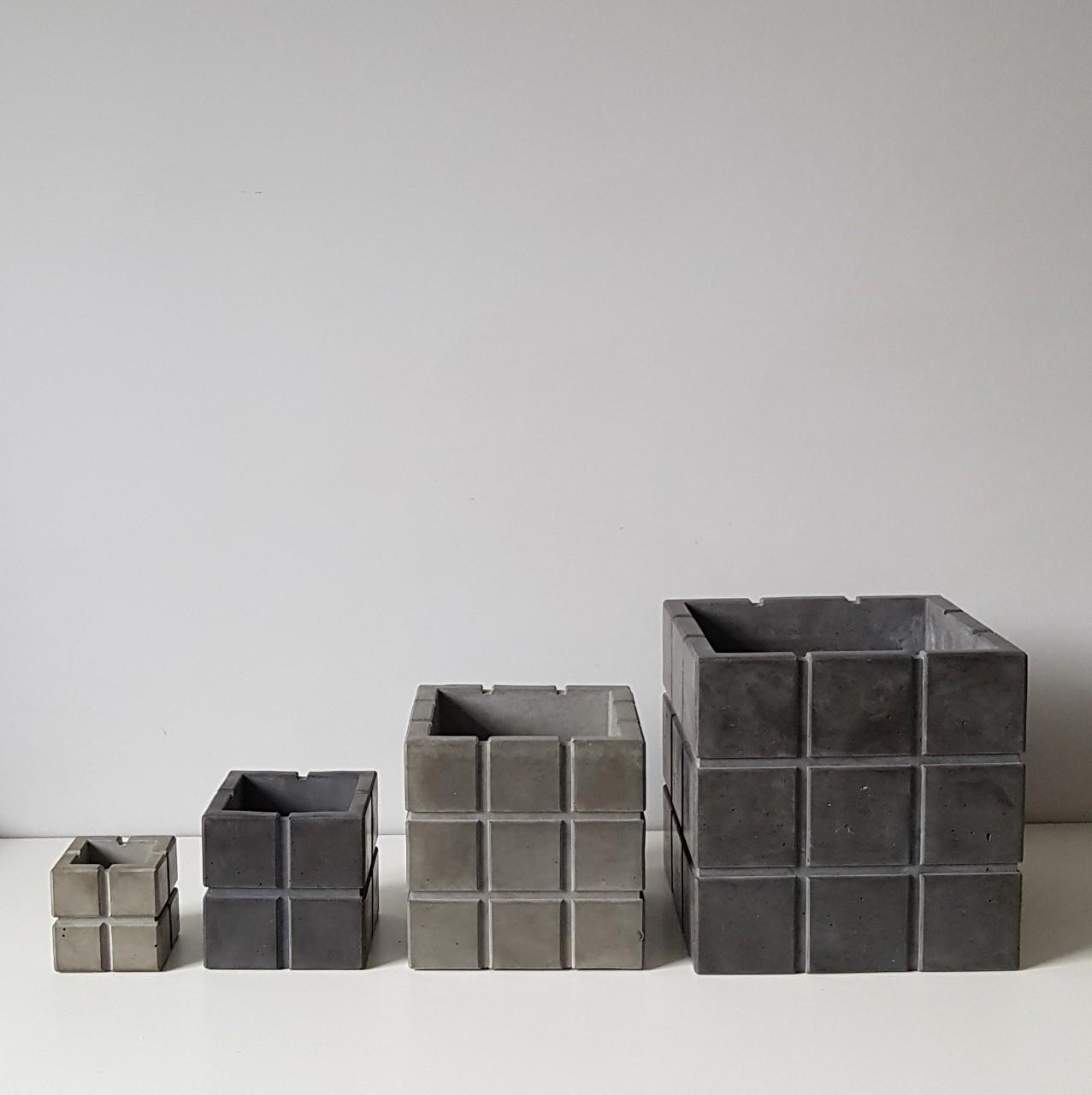 Квадрат бетона смеси для ремонта бетонных полах