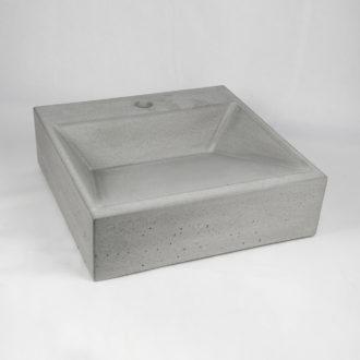 Раковина з бетону square @odudlab
