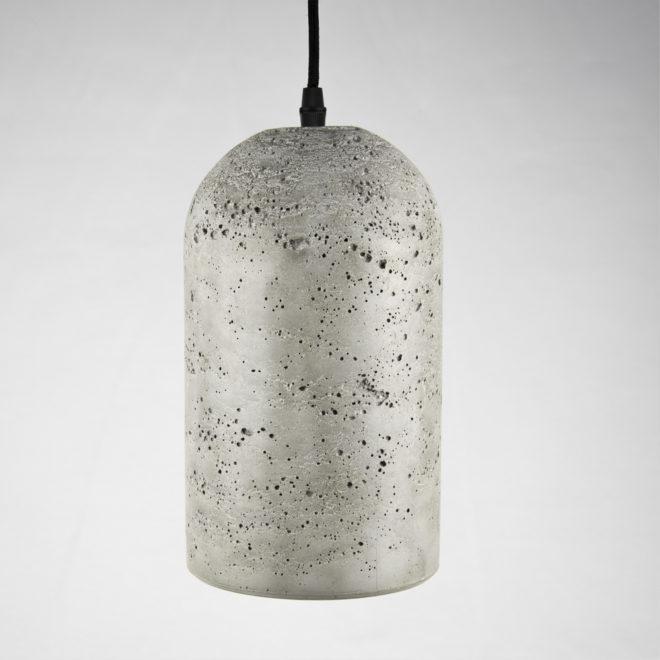 Светильник из бетона Бокал @odudlab