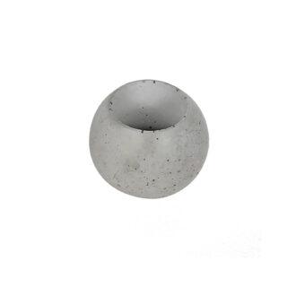 Вазон из бетона «Сфера 11»
