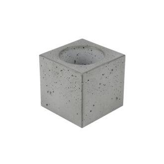 Вазон з бетону «Куб 10»