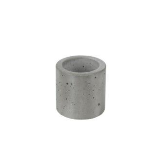 Горщик з бетону «Циліндр 7»