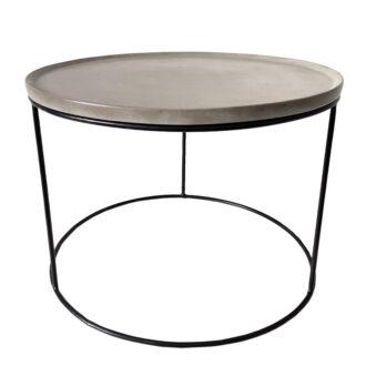 Журнальный столик из бетона