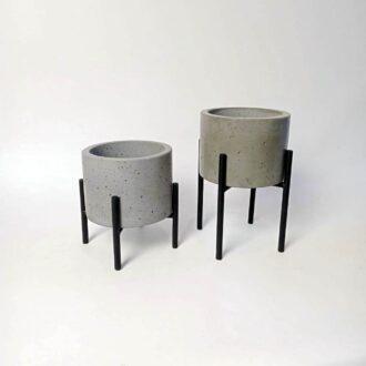 Комплект: Цилиндр 15 + подставка Linea